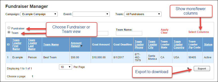 FundraiserManager2